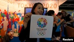 توکیو میزبانی المپیک را در سال ۲۰۱۳ به دست آورد