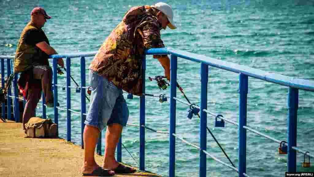 А вот рыбалка – другое дело