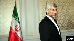 Глава иранской делегации Саид Джалили