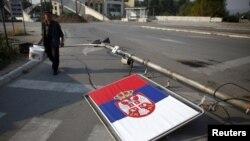 Mitrovicë, foto nga arkivi.