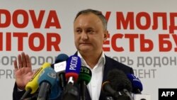 Moldovan President Igor Dodon will travel to Moscow to meet with President Vladimir Putin.
