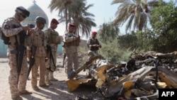 انفجار سيارة مفخخة بالقرب من مرقد أبي جاسم في بابل
