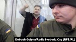 Івано-Франківський міський суд розглядає справу блогера Руслана Коцаби