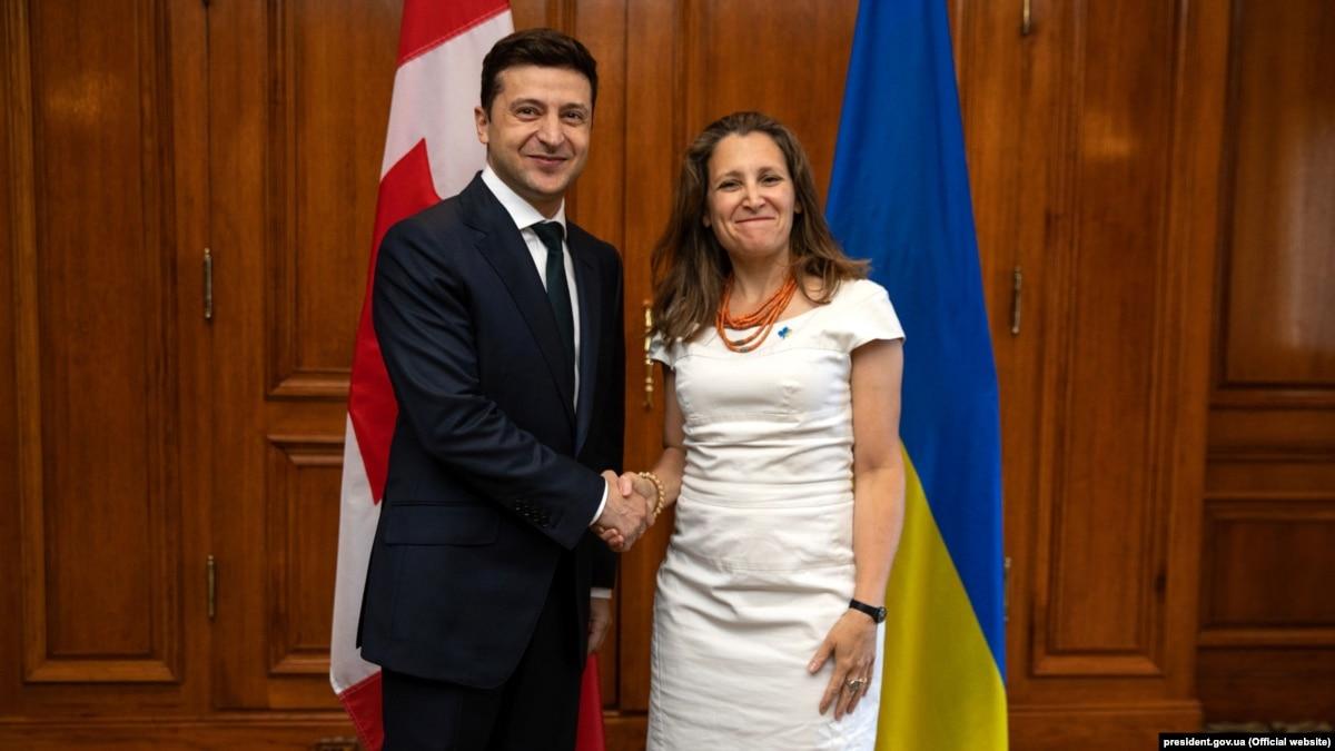 Канада: Христя Фриланд назначена віцепрем'єром в новом правительстве Трюдо