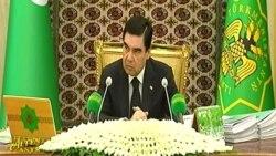 Türkmen prezidenti soňky wagtlarda ýygy-ýygydan ýygnak geçirip başlady