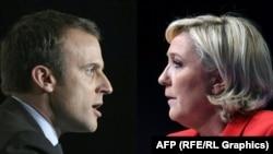 Emmanuel Macron i Marine Le Pen suočiće se u drugom krugu predsjedničkih izbora u Franscukoj 7. maja