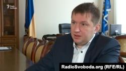 Юрій Кучин, перший проректор НМУ імені Олександра Богомольця