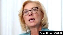 Украинский омбудсмен Людмила Денисова