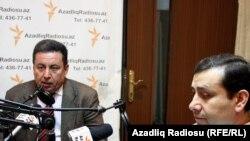 Tahir Aydınoğlu və Xalid Kazımlı