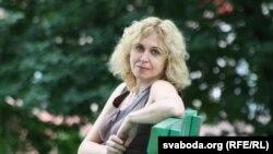 Вольга Бабкова. Фота Глеба Лабадзенкі