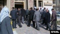 اساتذة عراقيون مغتربون في زيارة لجامعة كربلاء