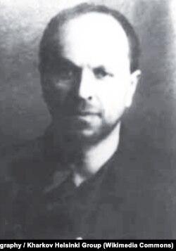 Олександр Вайсберг, 1937, фото НКВС