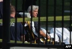 Конгрессмена Роджера Уильямса увозят в больницу