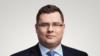 Лаўрынас Кашчунас, кіраўнік парлямэнцкай групы «За дэмакратычную Беларусь» у Сойме Літвы