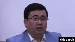 Блогер Хуршид Далиев