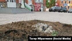 Фото Тагира Ибрагимова из сети ВКонтакте