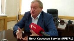 Казбек Вазиев, министр сельского хозяйства и продовольствия Северной Осетии