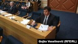 Nebojša Vukanović iz SDS-a predložio je Deklaraciju o položaju srpskog naroda u Crnoj Gori o kojoj treba da glasa Narodna skupština RS