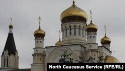Церковь в Северной Осетии