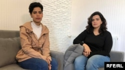 Сестры Маха и Вафа Аль-Субаи