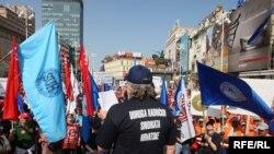 Prvi maj u Zagrebu, ilustrativna fotografija