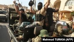 آرشیف، جنگجویان وفادار به حکومت ملی لیبیا