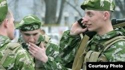 Военнослужащие из дислоцированных в Подмосковье частей голосовали за депутатов Московской областной думы, хотя прописаны в Тверской губернии