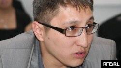 Политолог Мухит Асанбаев.