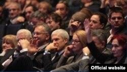 Sa konvencije DS-a u decembru 2010.