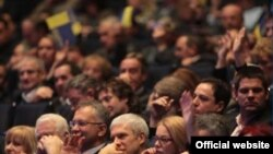 O konceptu razvoja Srbije do 2020. govorilo se na izbornoj skupštini Demokratske stranke, 18. decembar 2010