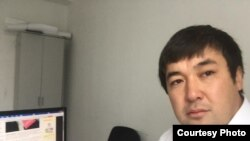 Нурлан Мурадилов.