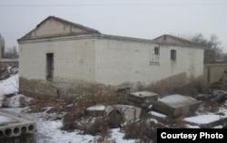 «Малая тюрьма» в Туркестане. Фото предоставлено Кайратом Мусабаевым.