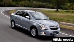 Chevrolet Cobalt МДҲ бозори учун Ravon R4 бренди остида ишлаб чиқарилмоқда.