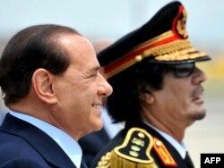 З Муамарам Кадафі