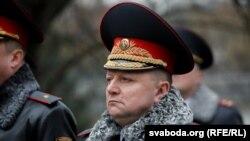 Александр Барсуков, замминистра МВД Беларуси, архивное фото