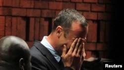 Foto nga gjykimi i sportistit jug-afrikan Oscar Pistorius