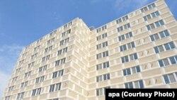 Yeni bina. Foto: APA