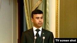 Türkmenistanyň Ministrler Kabinetiniň ýanyndaky Metbugatda we beýleki köpçülikleýin habar beriş serişdelerinde döwlet syrlaryny goramak baradaky komitetiň täze bellenen başlygy Ýazmuhammet Ýazlyýew