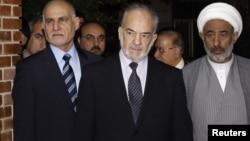 رئيس وأعضاء التحالف الوطني العراقي