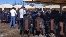 "Съезд ""Совета тейпов ингушского народа"", 9 ноября 2019 г."