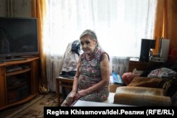 Мать Нины Борисенок
