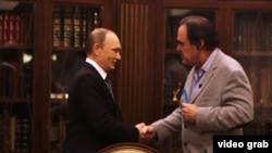 Мулоқоти Путин бо Оливер Стоун