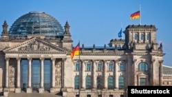 Parlamentul de la Berlin (Reichstag)