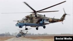 طیارههای نظامی افغانستان