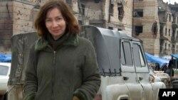 Наталья Эстемирова, архивное фото