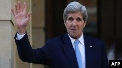 Джон Керы (John Kerry), архіўнае фота