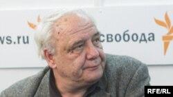 Владимир Буковский в студии Радио Свобода