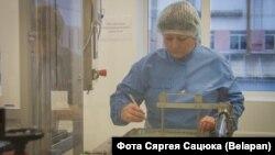 Вытворчасьць лекаў на Барысаўскім заводзе мэдычных прэпаратаў