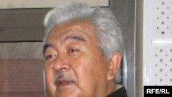 Bolot Shamshiev - a Kyrgyz Film Director - Bishkek, 27 February, 2009