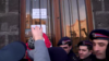Բողոքի ակցիաներ Գյումրիում